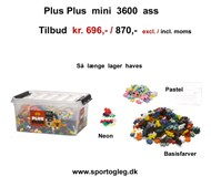 Plus Plus Mini Mix 3600 ass.