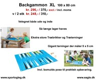 Backgammon  XL