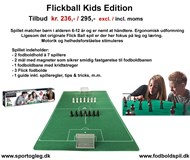 Flickball  Supertilbud