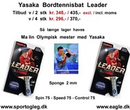Yasaka Bordtennisbat Leader
