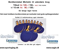 Bordtennisbat Udendørs Michelin