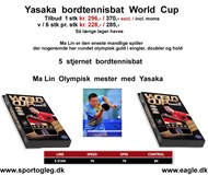 Yasaka Bordtennisbat World Cup