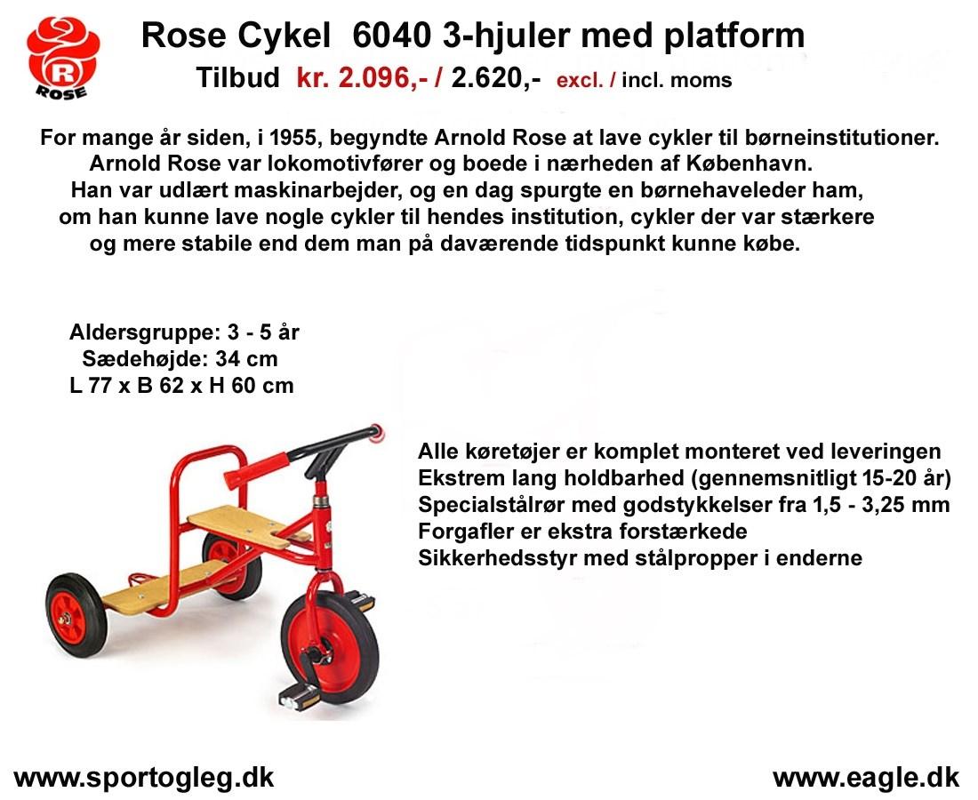 rose cykler