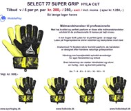 Select 77 Super Grip  Tilbud