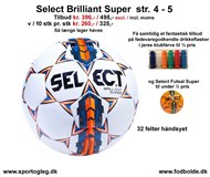 Select Brilliant Super str. 4 - 5 Tilbud