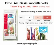 Fimo Air Basic Modellervoks