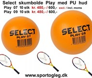 Select Skumbolde Play med PU Hud 07 09