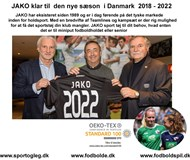 Jako klar til den nye sæson for Team Sport
