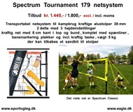 Spectrum Tournament 179 Netsystem